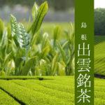【島根県 出雲茶】抹茶入り煎茶 勾玉150g